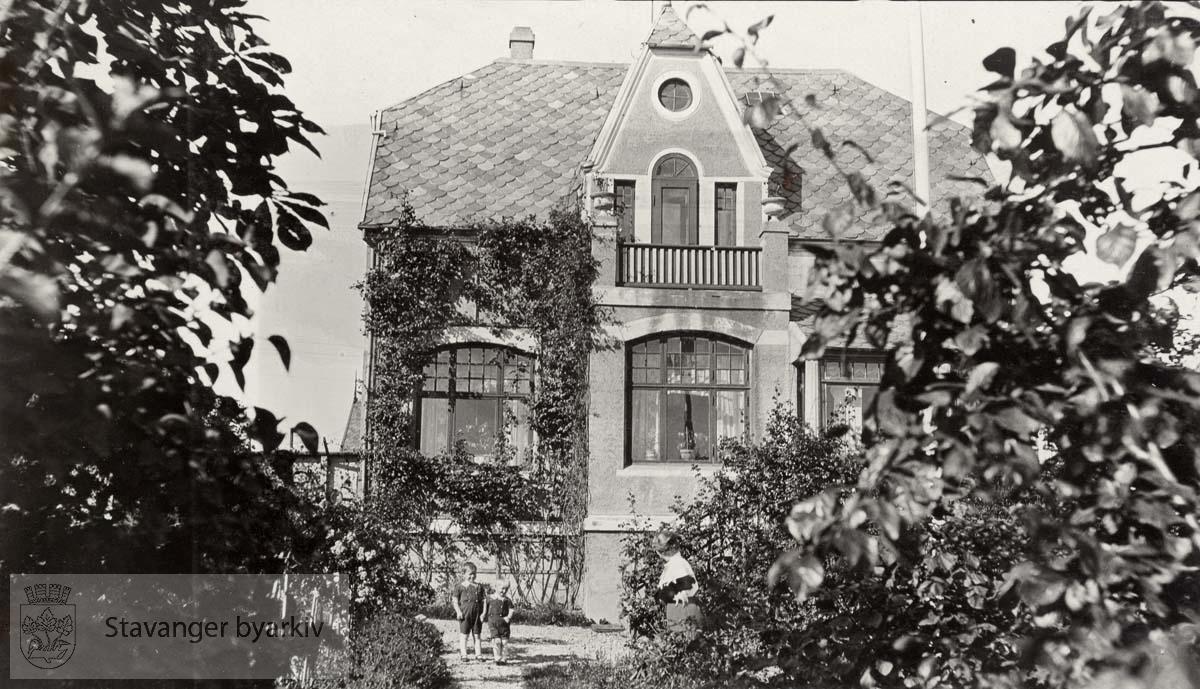 Villa i jugendstil