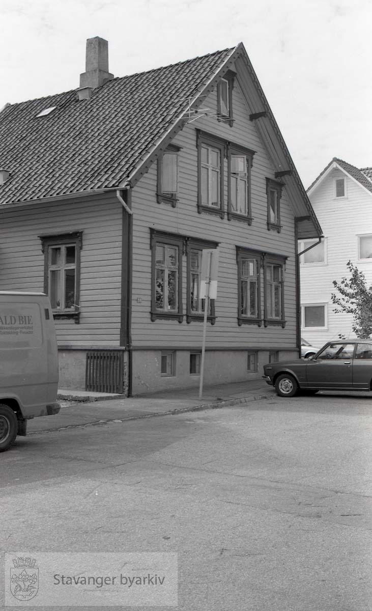 Niels Juels gate 88