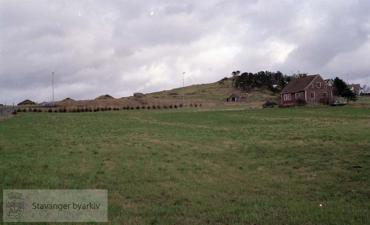 Ullandhaug med Jernaldergården