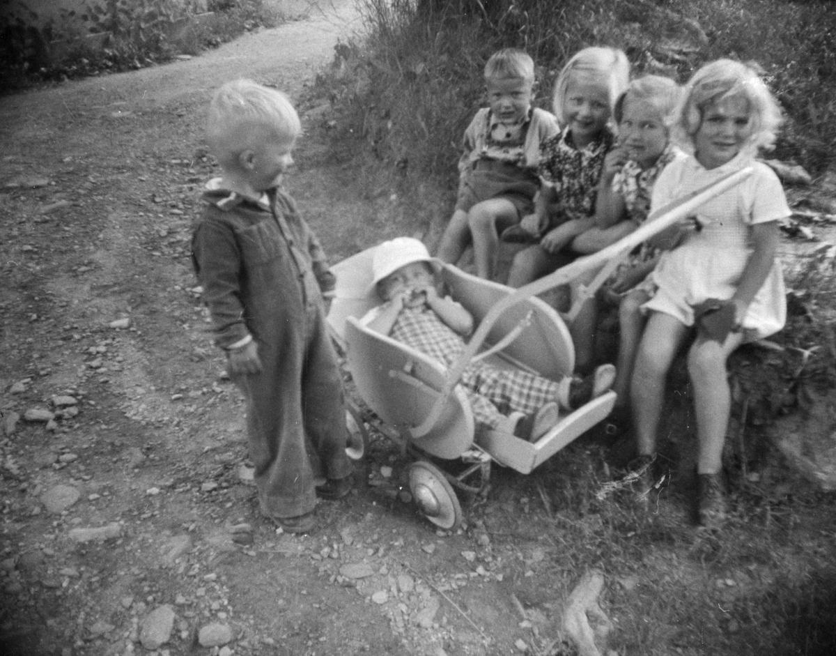 Barn og leik
