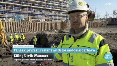 NRK på besøk