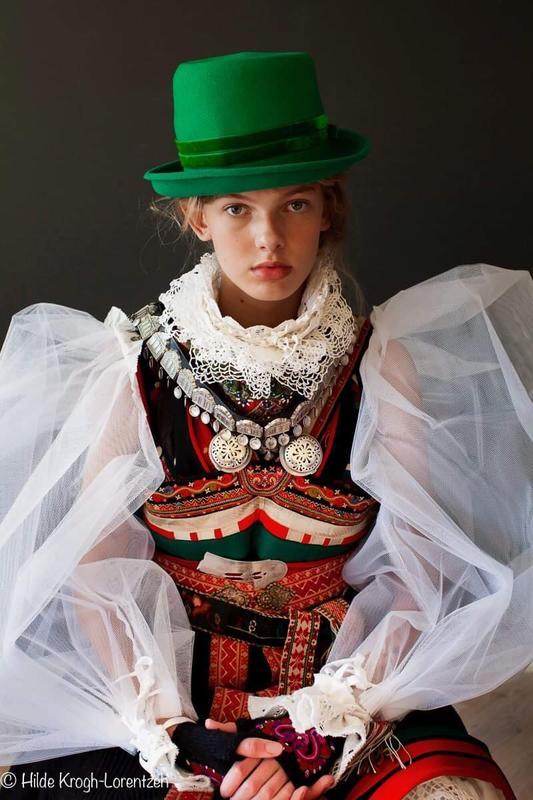 Grønn hatt (Foto/Photo)