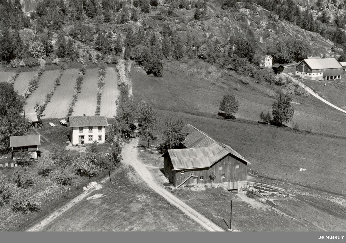 Flyfoto av Nyhus
