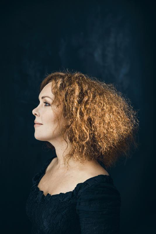 Konsert med Kristin Asbjørnsen 4. oktober