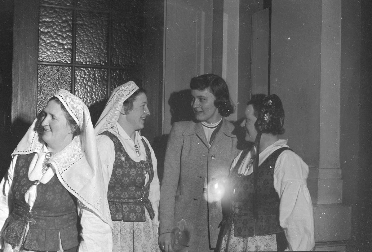 Sør-Trøndelag Bondekvinnelag, årsmøte 1953