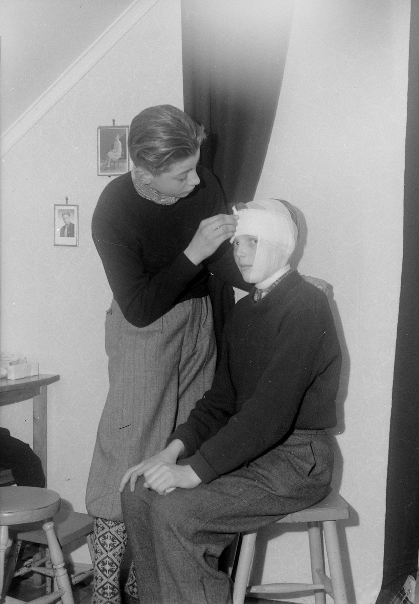 Førstehjelpskurs i Åsvang Helselag