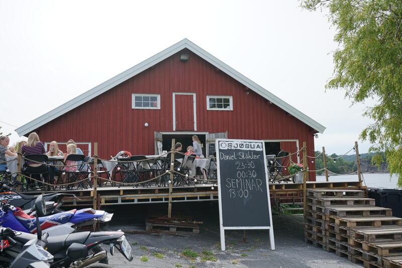 Sjøbua. Foto: Rockheim (Foto/Photo)