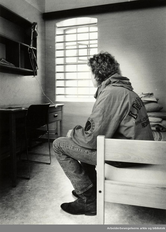 Kretsfengselet, Botsfengselet. Mars 1987