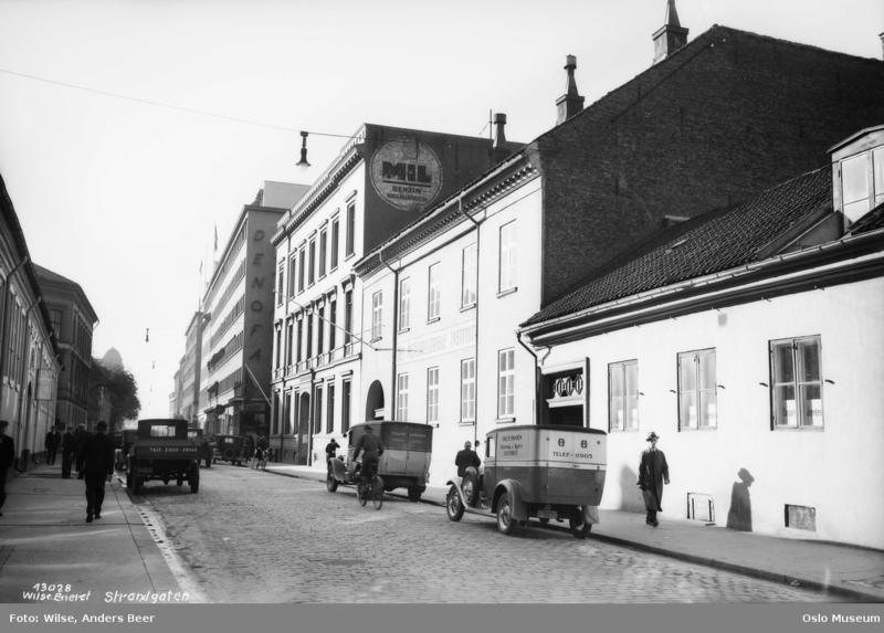 Fred. Olsens gate