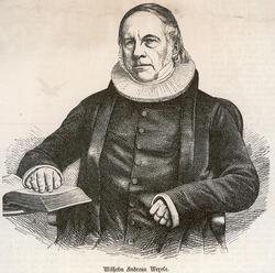 Wilhelm Andreas Wexels [Xylografi]