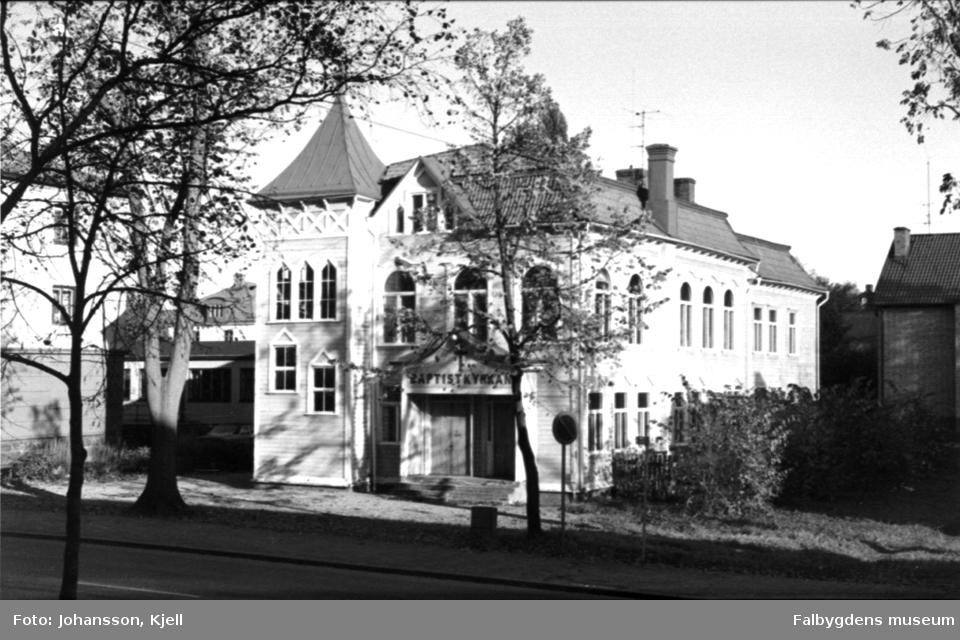 Baptistkyrkan på Ströget.