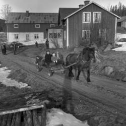 Barnen vid Furubergs skola flyttar för att bo inackorderade