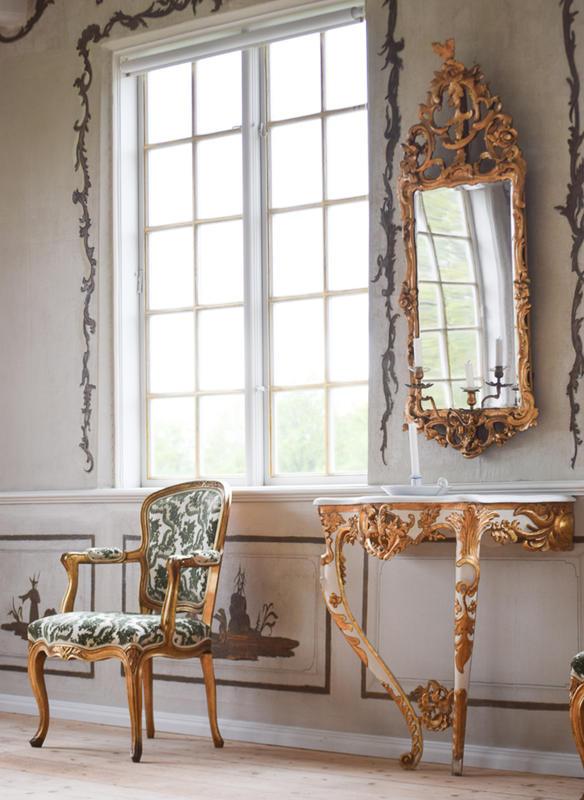 Interior at Linderud Manor (Foto/Photo)