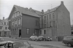 Misjonshotellet etter oppussingen i -81. Eksteriør. Møllervn