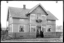 Fridtjof Nansens gate 13 , tidligere nummer 20  Moss. Folke