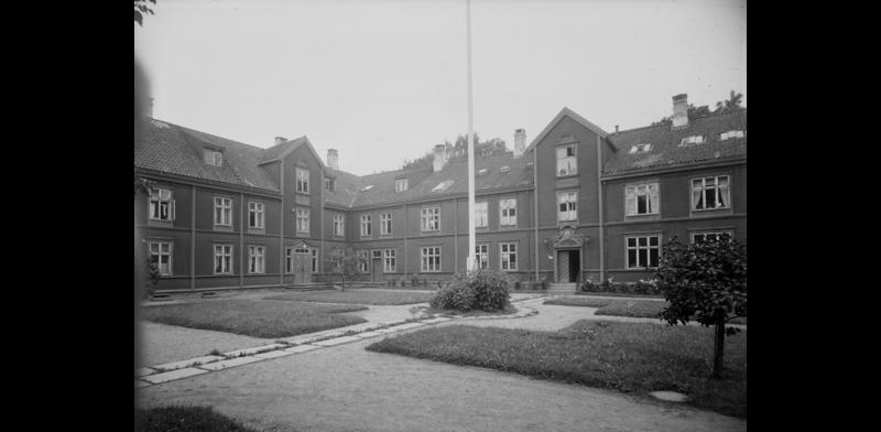 Foto: Schrøder, 1945 (Foto/Photo)