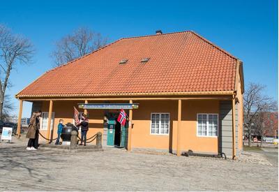 Trondhjems_Sjfartsmuseums.jpg. Foto/Photo