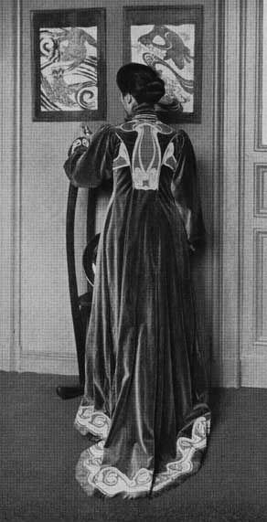 Maria Sèthe. Foto: ukjent