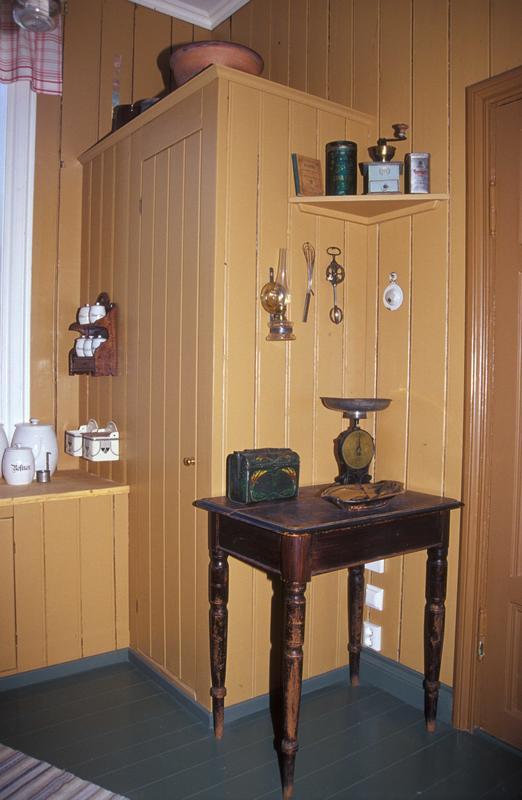 Kjøkken 1905 (Foto/Photo)