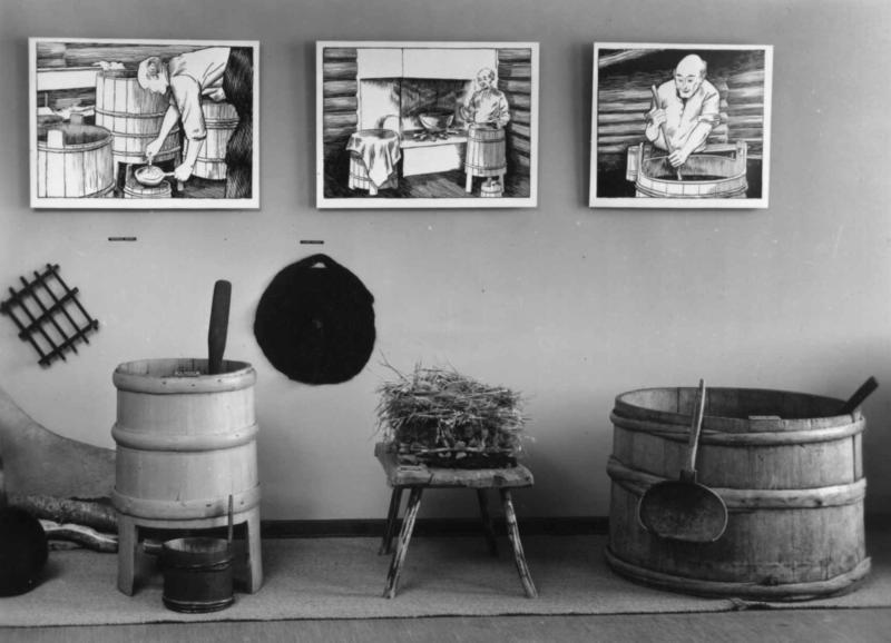 Ølbrygging og drikkekar (Foto/Photo)