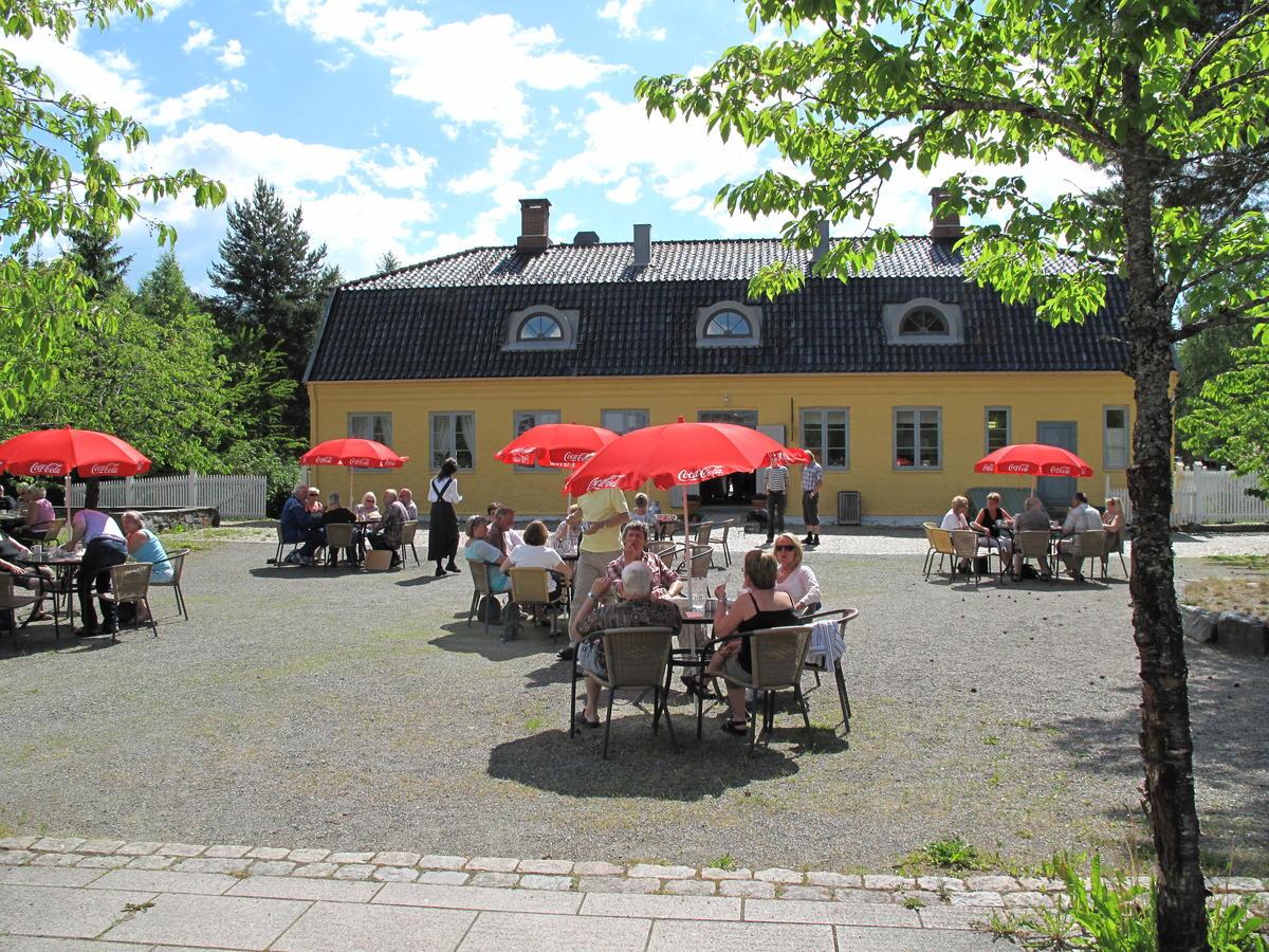Lysaker. Foto: Ole Flatmark/Norsk vegmuseum (Foto/Photo)