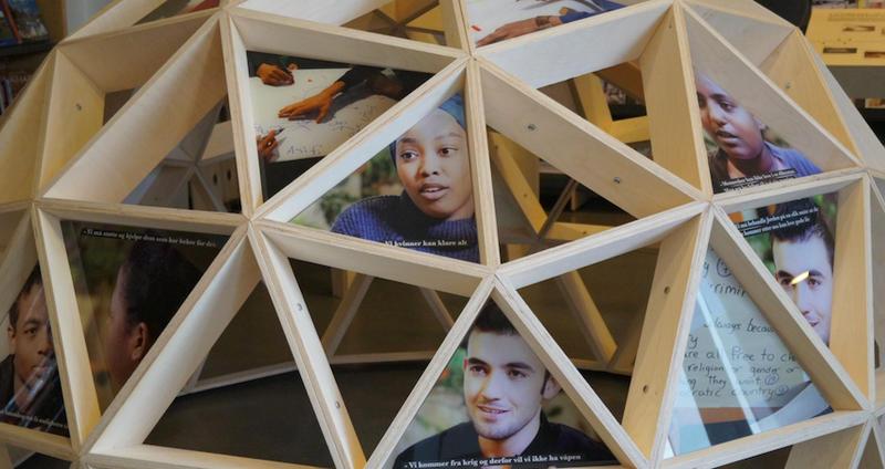 Foto: Menneskerettsakademiet (Foto/Photo)