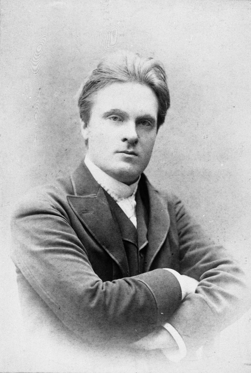 Bjørn Bjørnson, ung, repro,