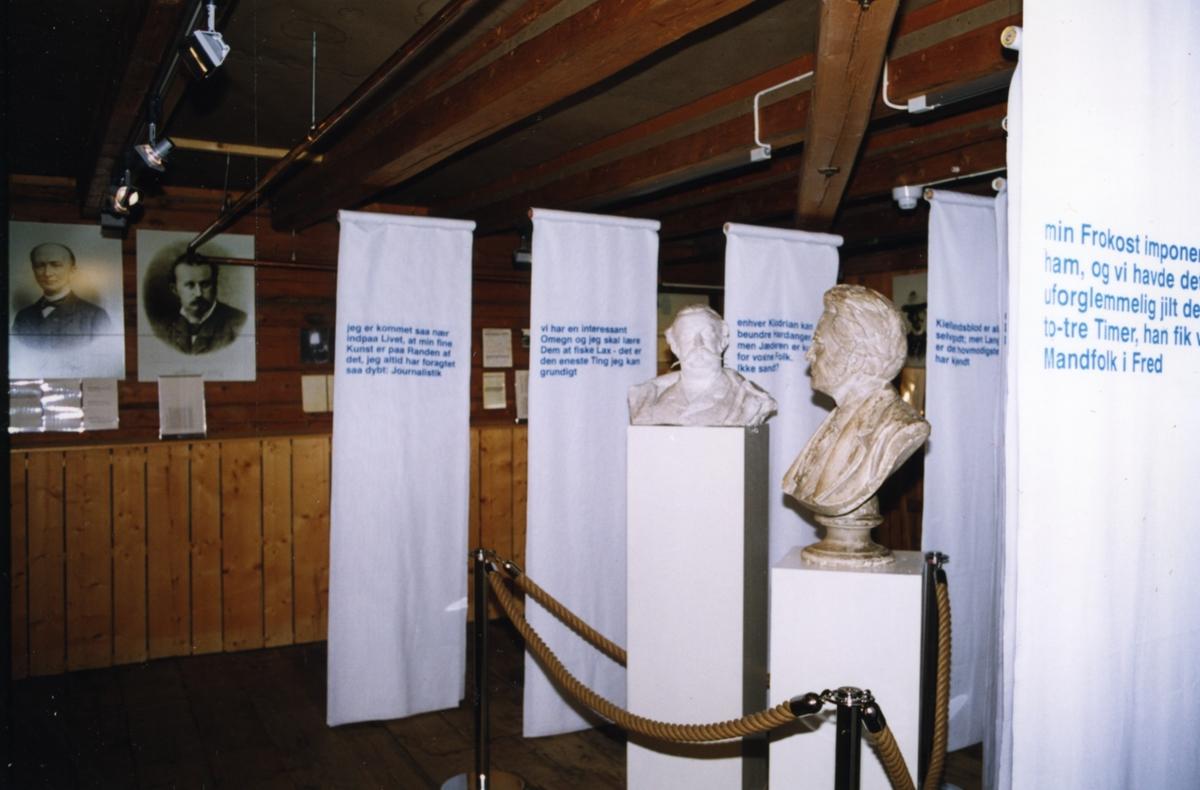 DOK:1999, Alexander L. Kielland 150 år, sommerutstilling,