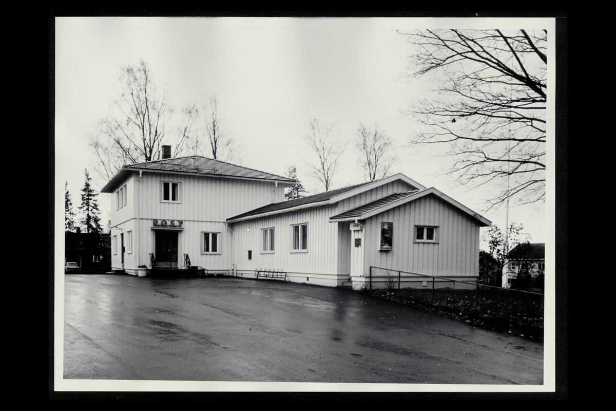 eksteriør, postkontor, 2050 Jessheim