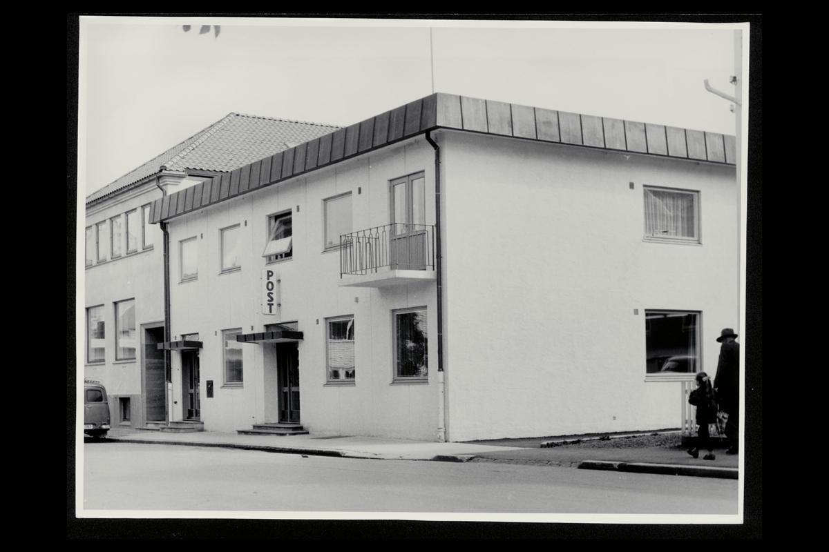 eksteriør, postkontor, 3770 Kragerø