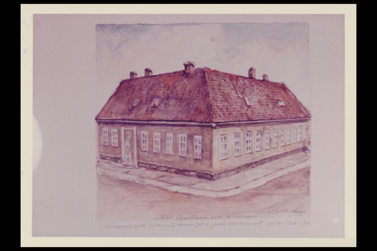 eksteriør, postkontor, Oslo Kongensgate 19