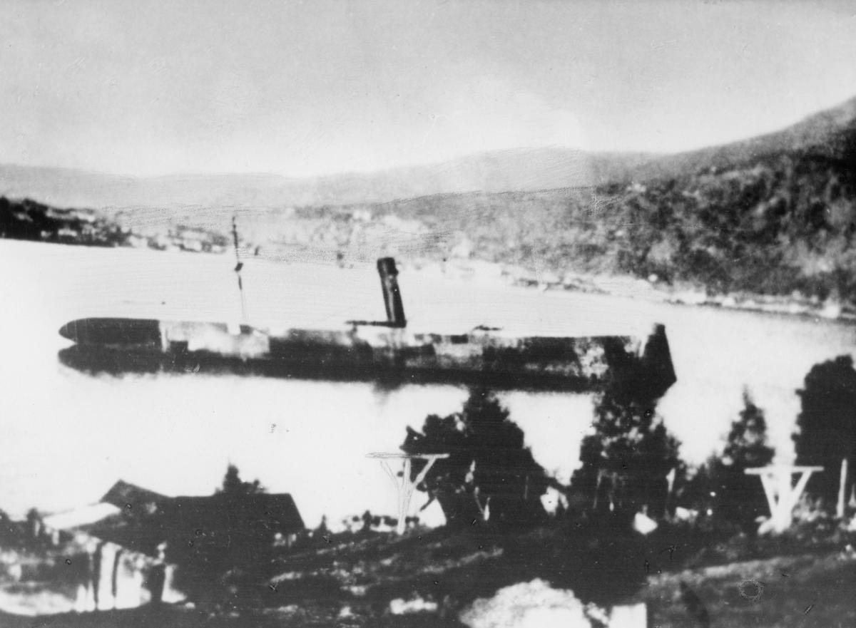 krigen, Narvik havn, eksteriør, båt