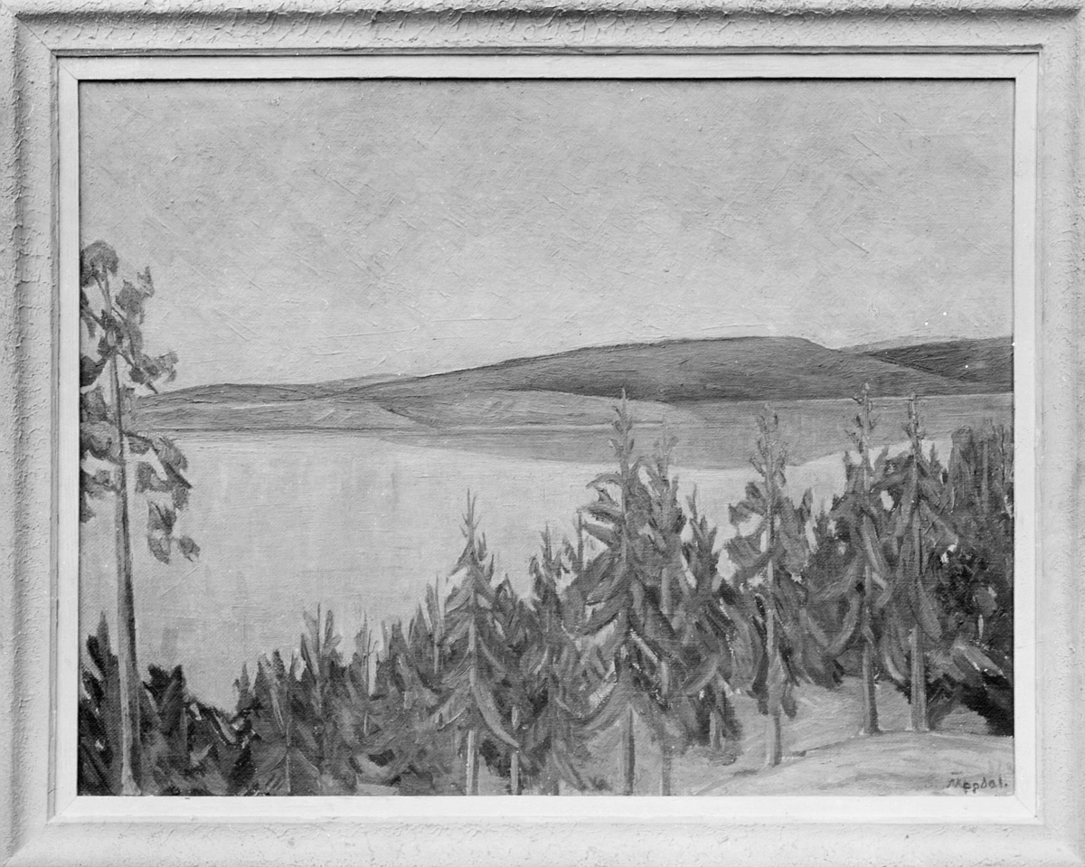 diverse utstillinger, maleri, Brysel, 1952