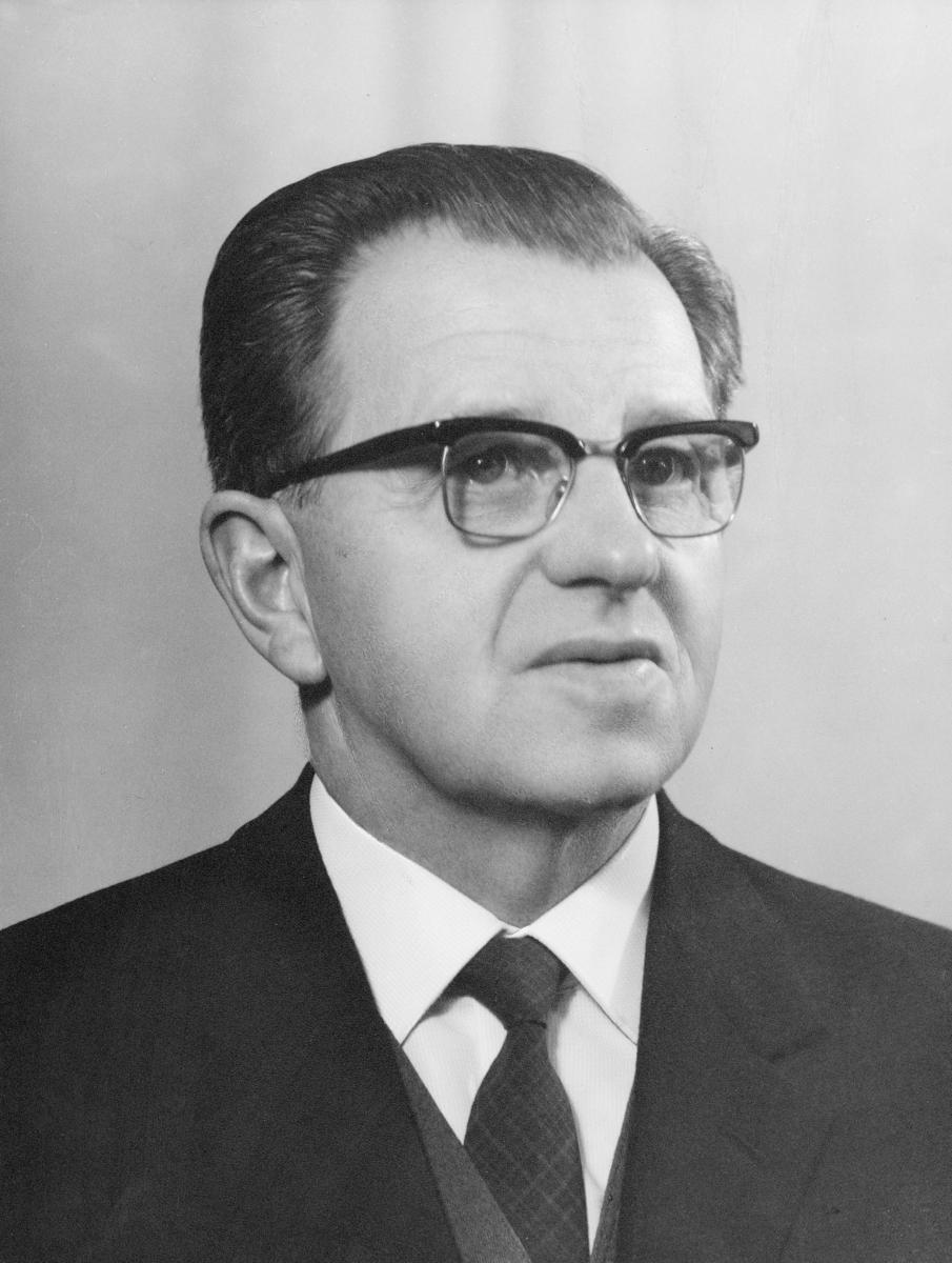 postmester, Salvesen Johannes, portrett