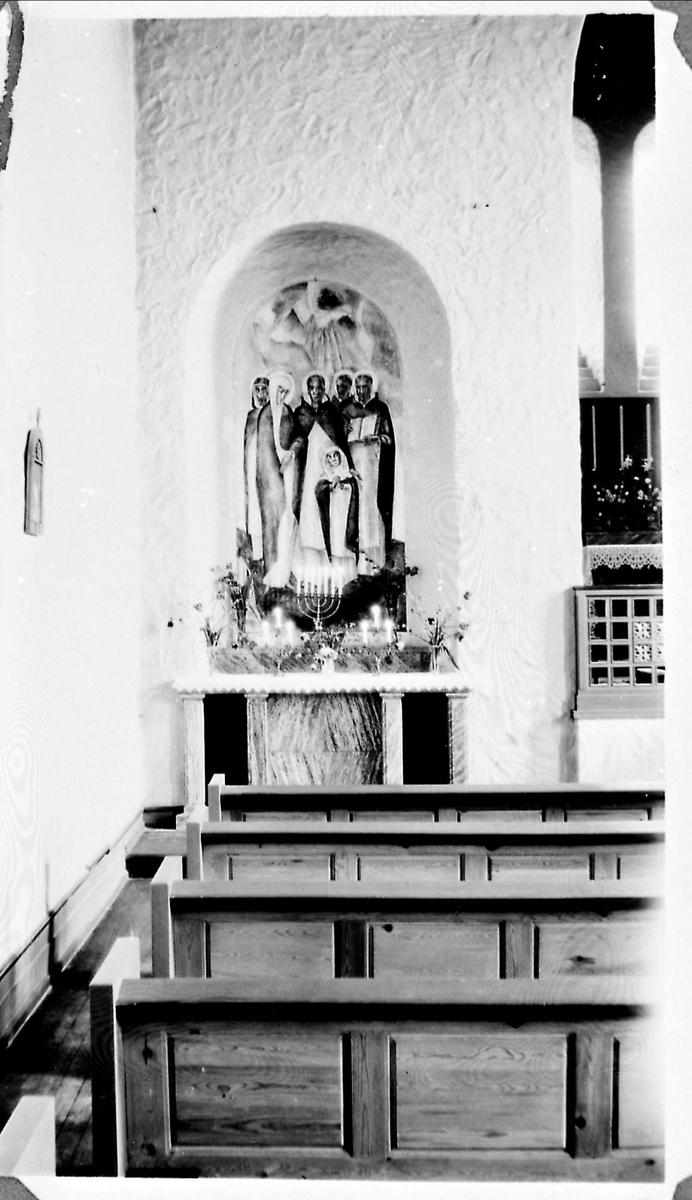 Oslo, Dominikanerkirken, sidealter