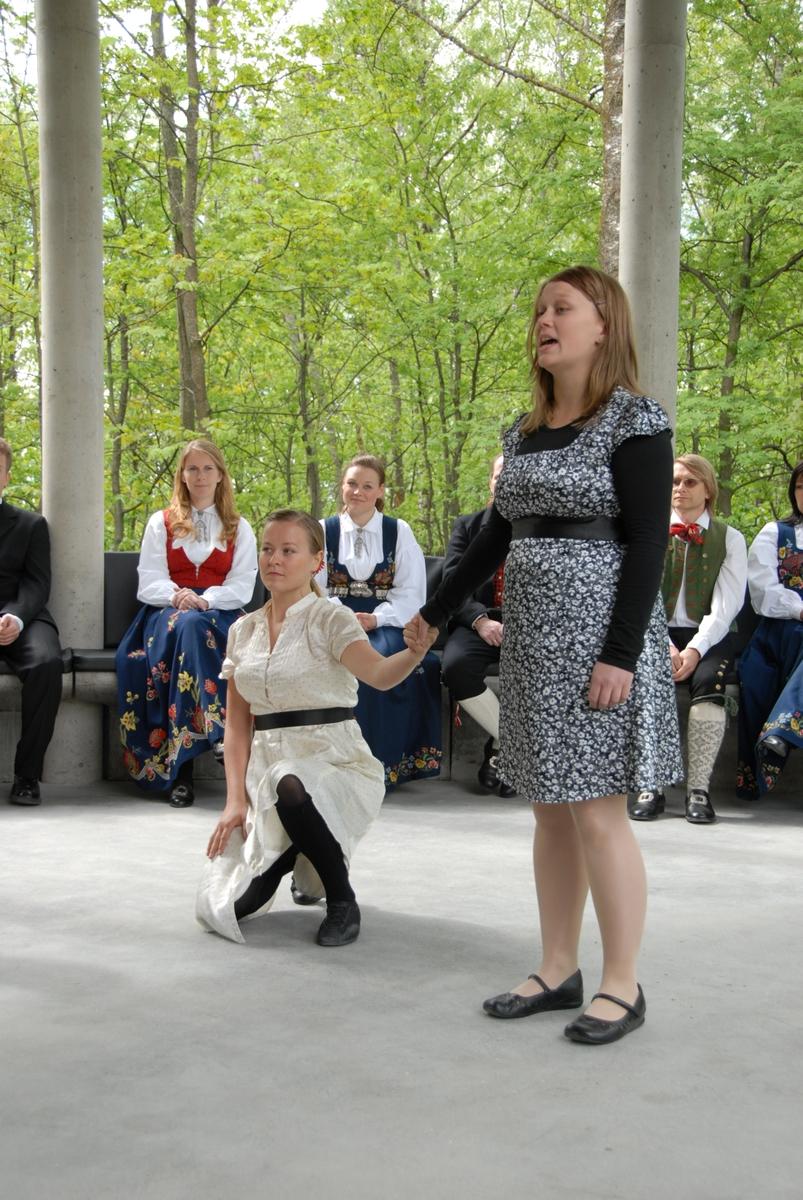 DOK:2007, Bjerkebæk, åpning, aktører,