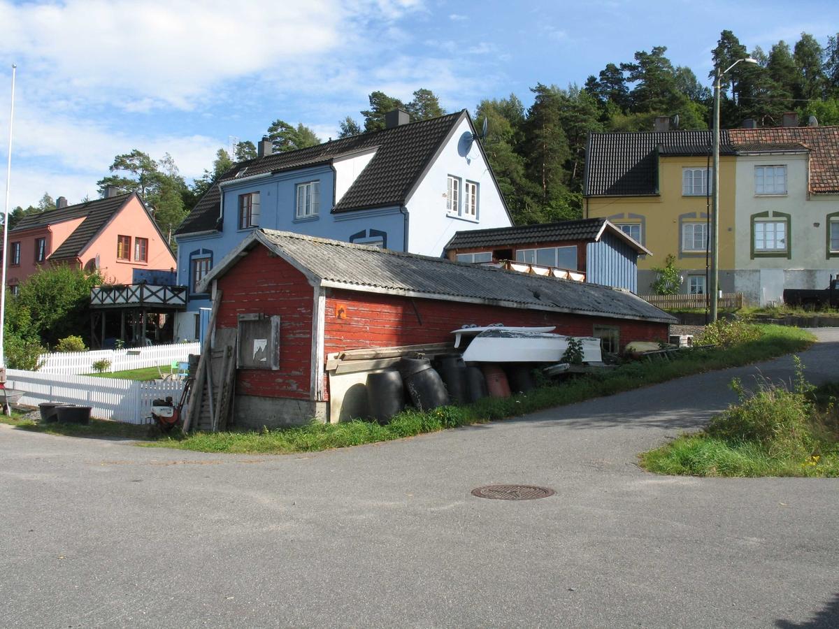 Bolighus på Omdalsøra, oppført for Nitriden.