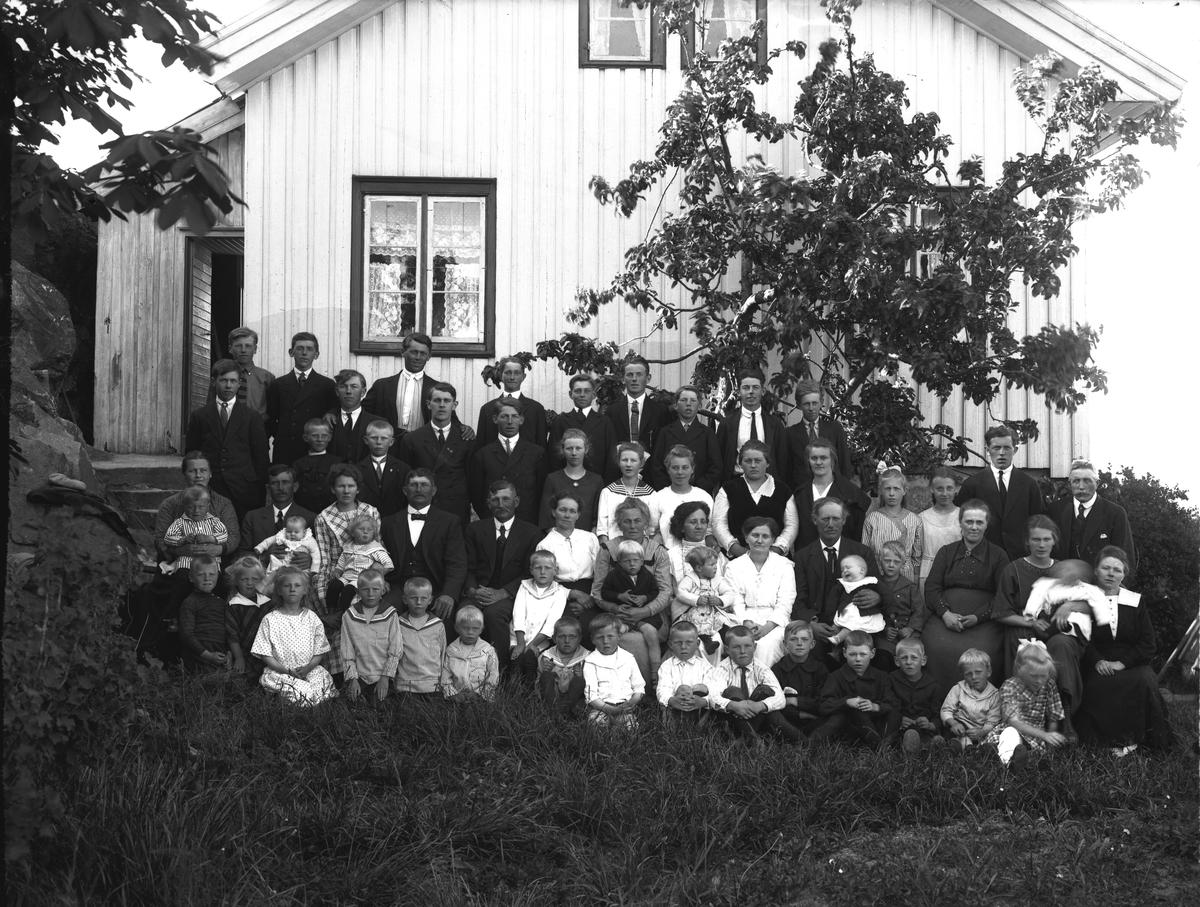 Gruppebilde av Olsen - Maløen