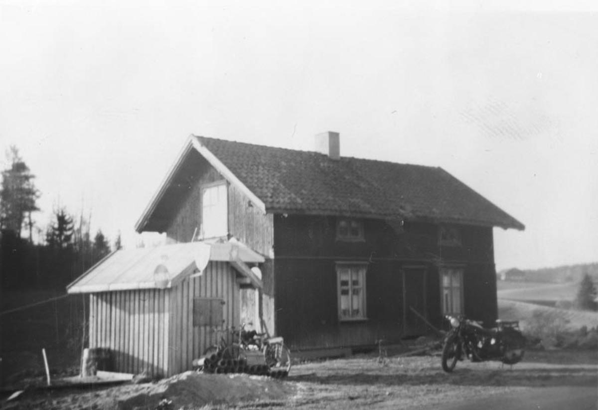 Brekketangen nordre, langs E 18 ved Hobøl.