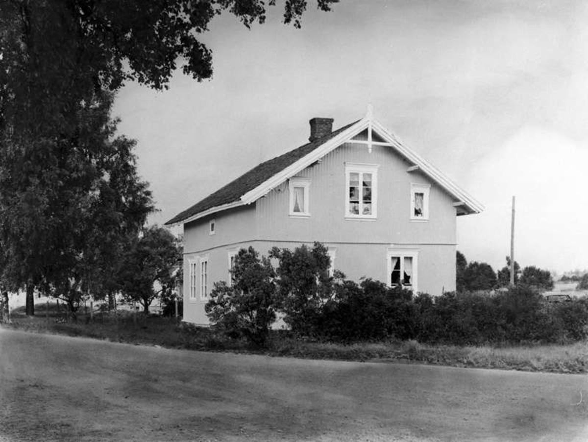 Huset ble ferdigbygget i 1904. Det er nå revet.