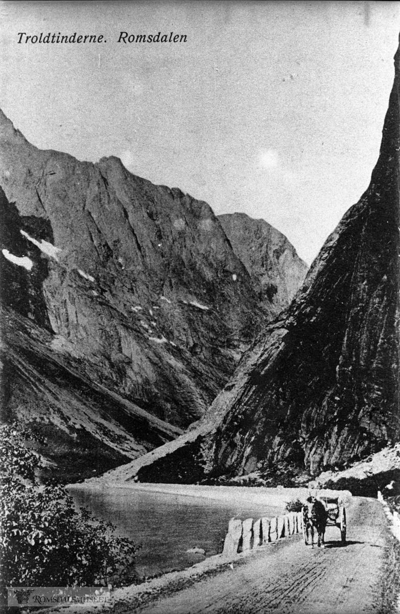 Trolltindene, Romsdalen.