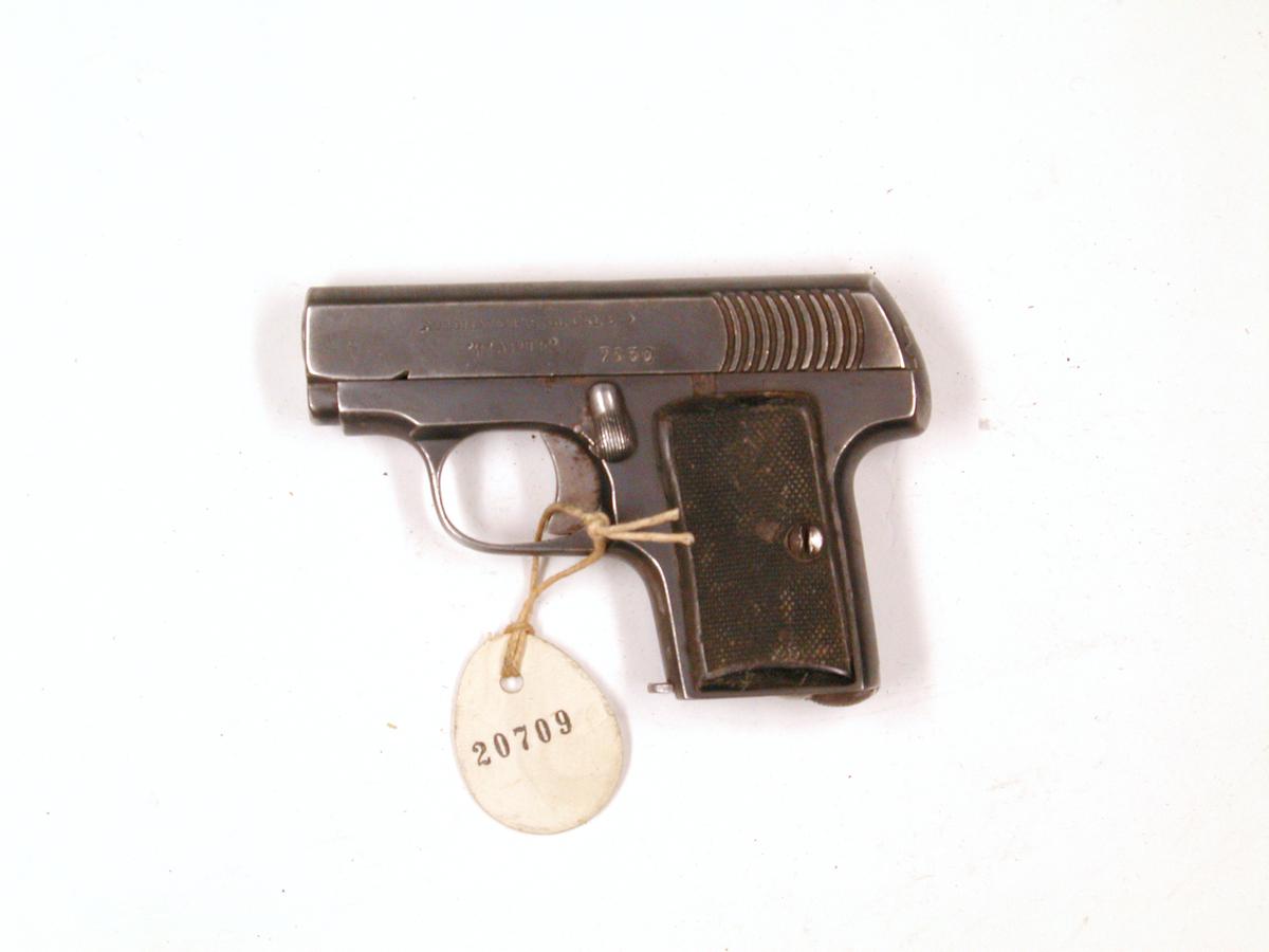 Pistol 6,35 mm Marte