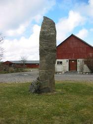 Lendmannssteinen ved Tilrem