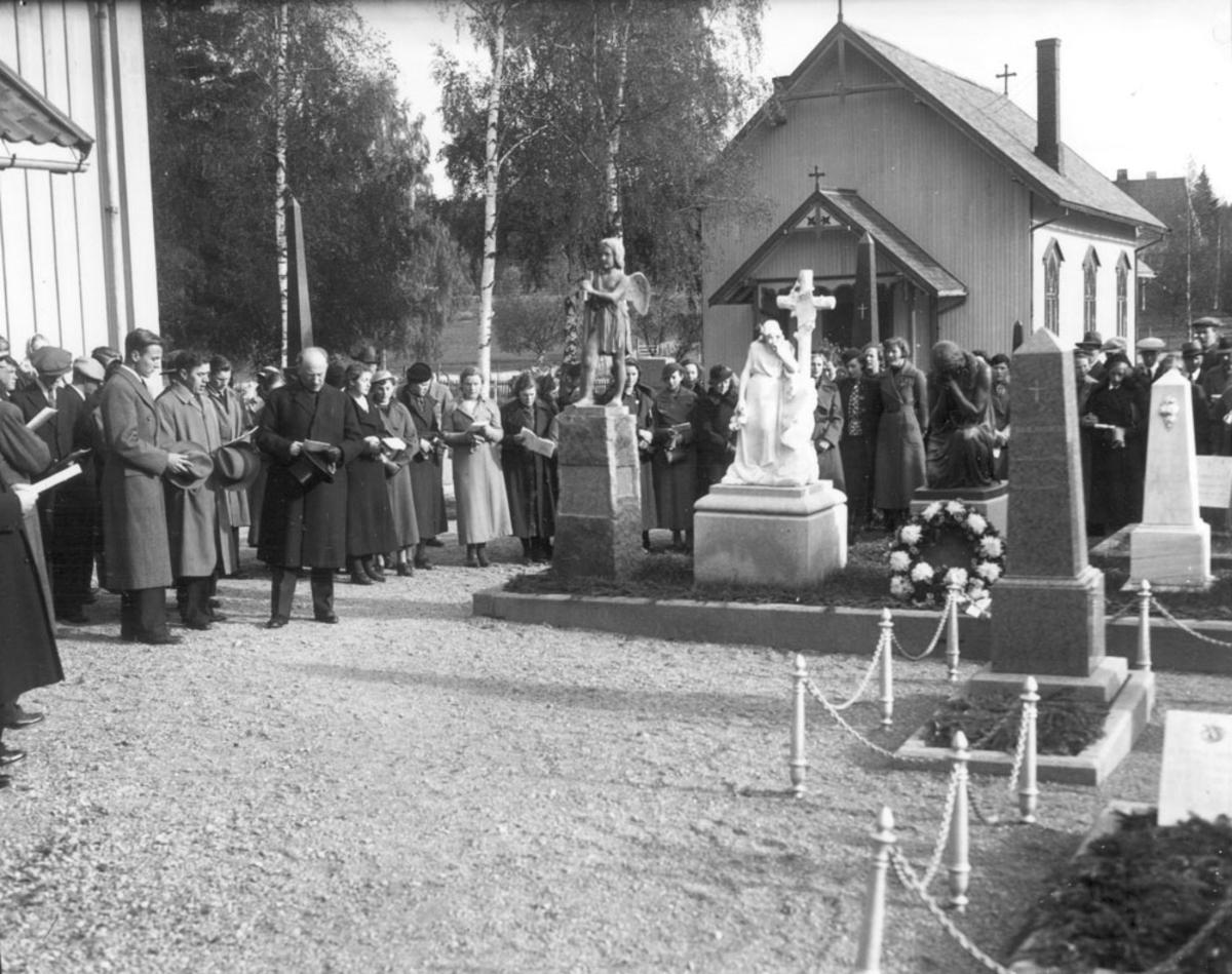 Helge Væringsaasen 100-årsdag