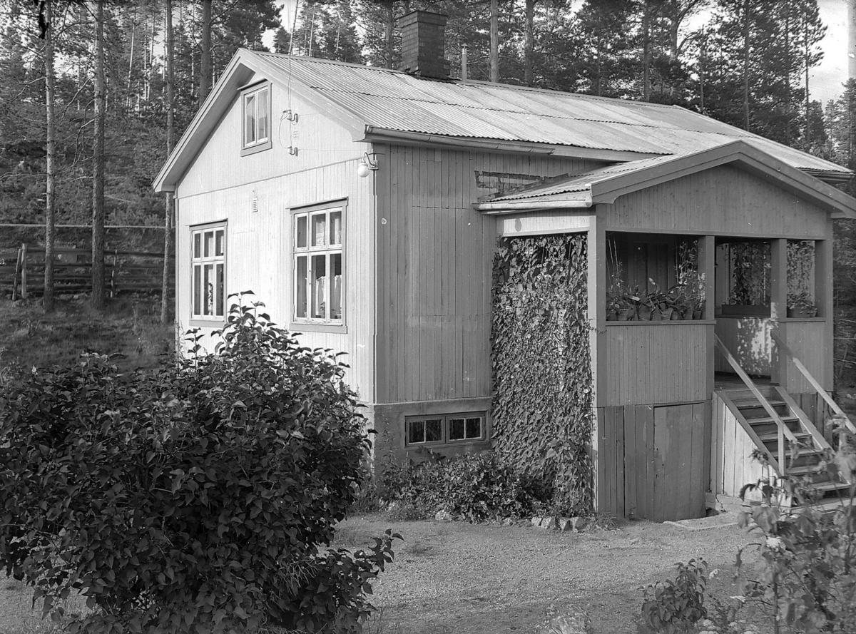 Hus-fasade front
