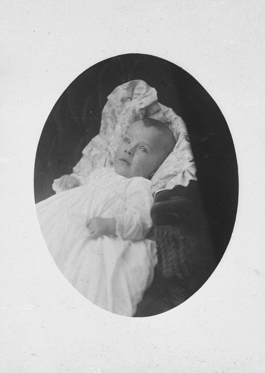 Portrett, baby, Klaus Petersson