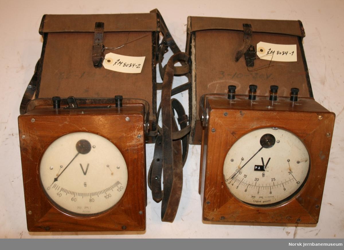 Analogt viserinstrument