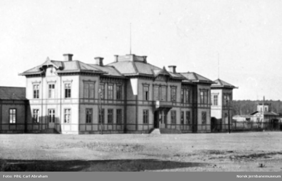 Östersund stasjonsbygning
