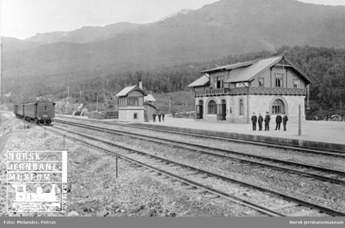 Ofotbanen : Narvik stasjon