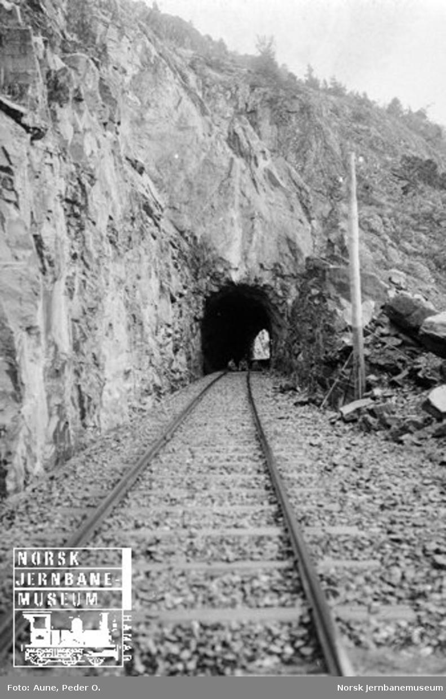 Koabjørgen tunnel
